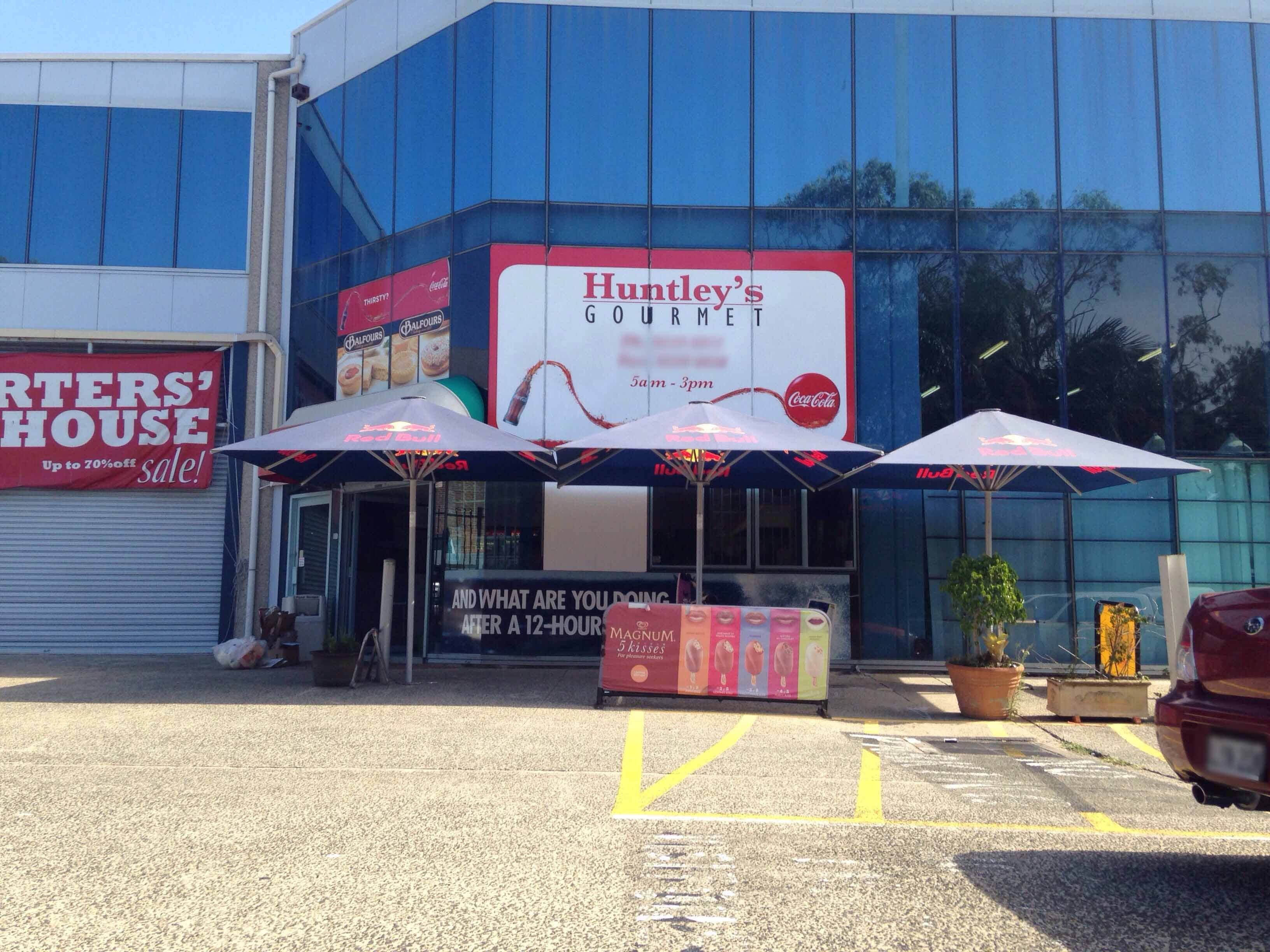 Huntley's Coffee Shop - Mount Gambier Accommodation