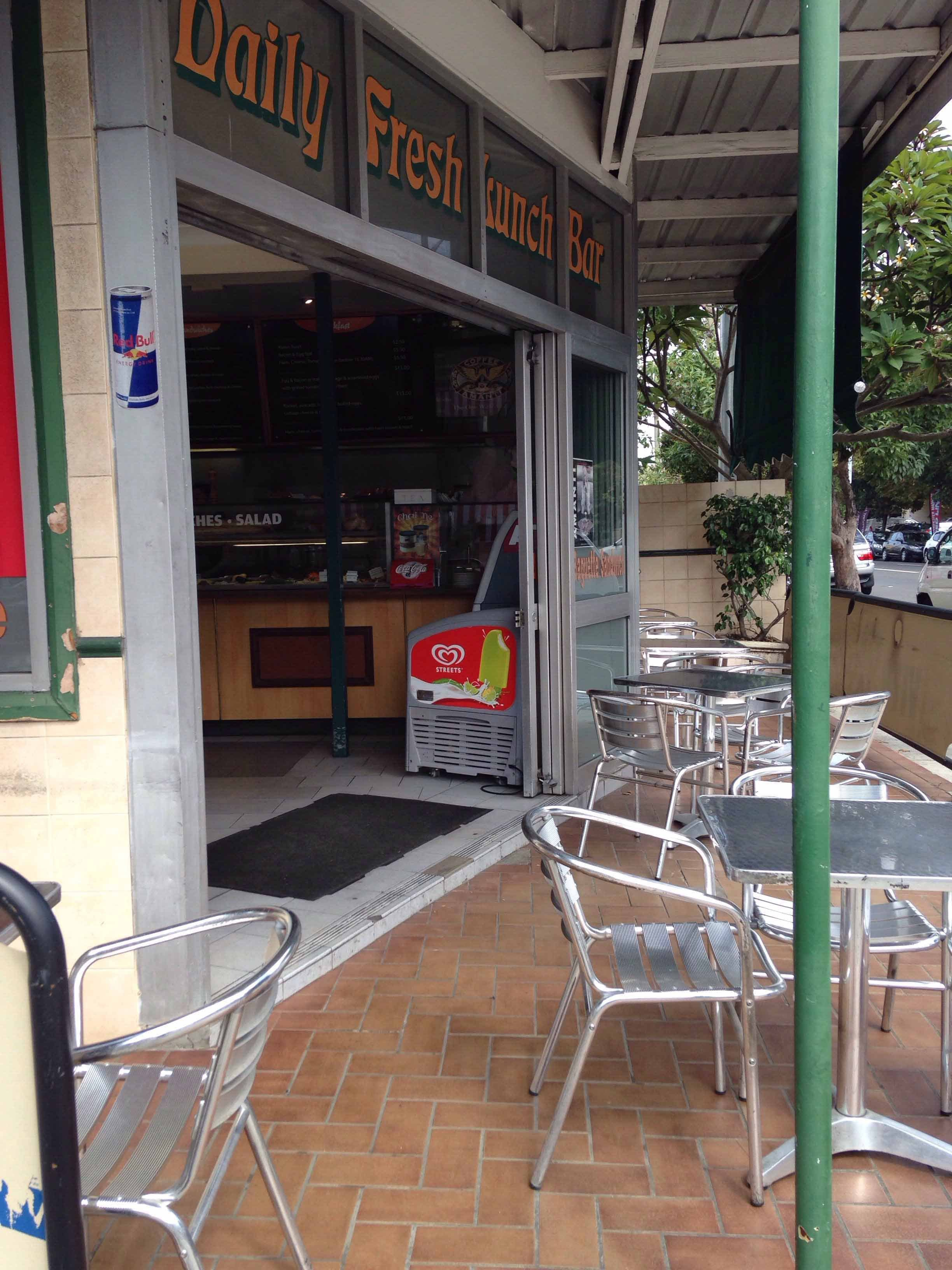 Daily Fresh Lunch Bar - Mount Gambier Accommodation
