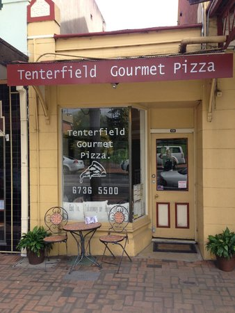 Tenterfield Gourmet Pizza - Mount Gambier Accommodation