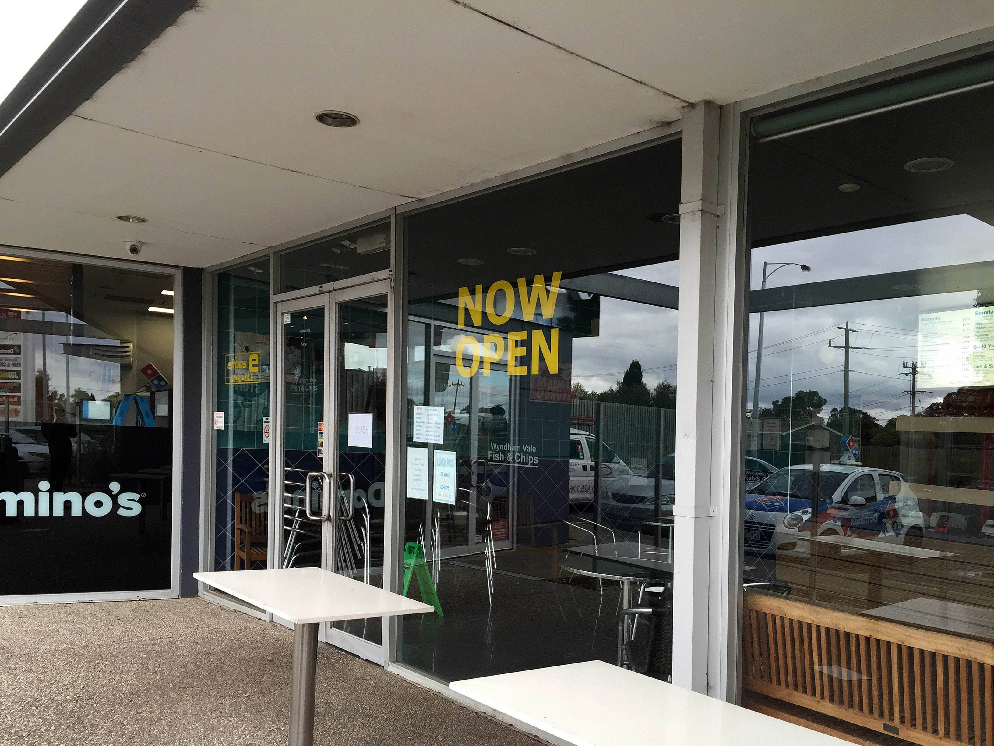 Wyndham Vale Fish and Chips - Mount Gambier Accommodation