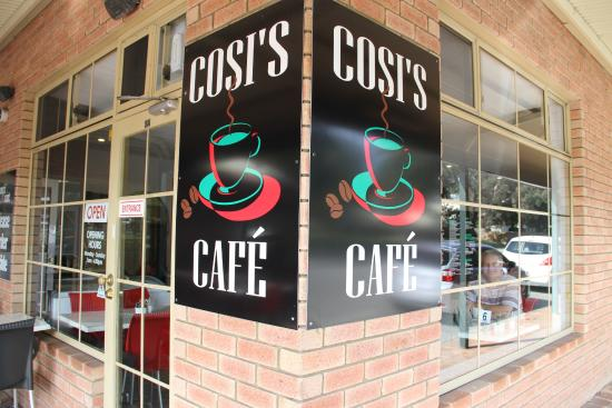 Cosis Cafe - Mount Gambier Accommodation