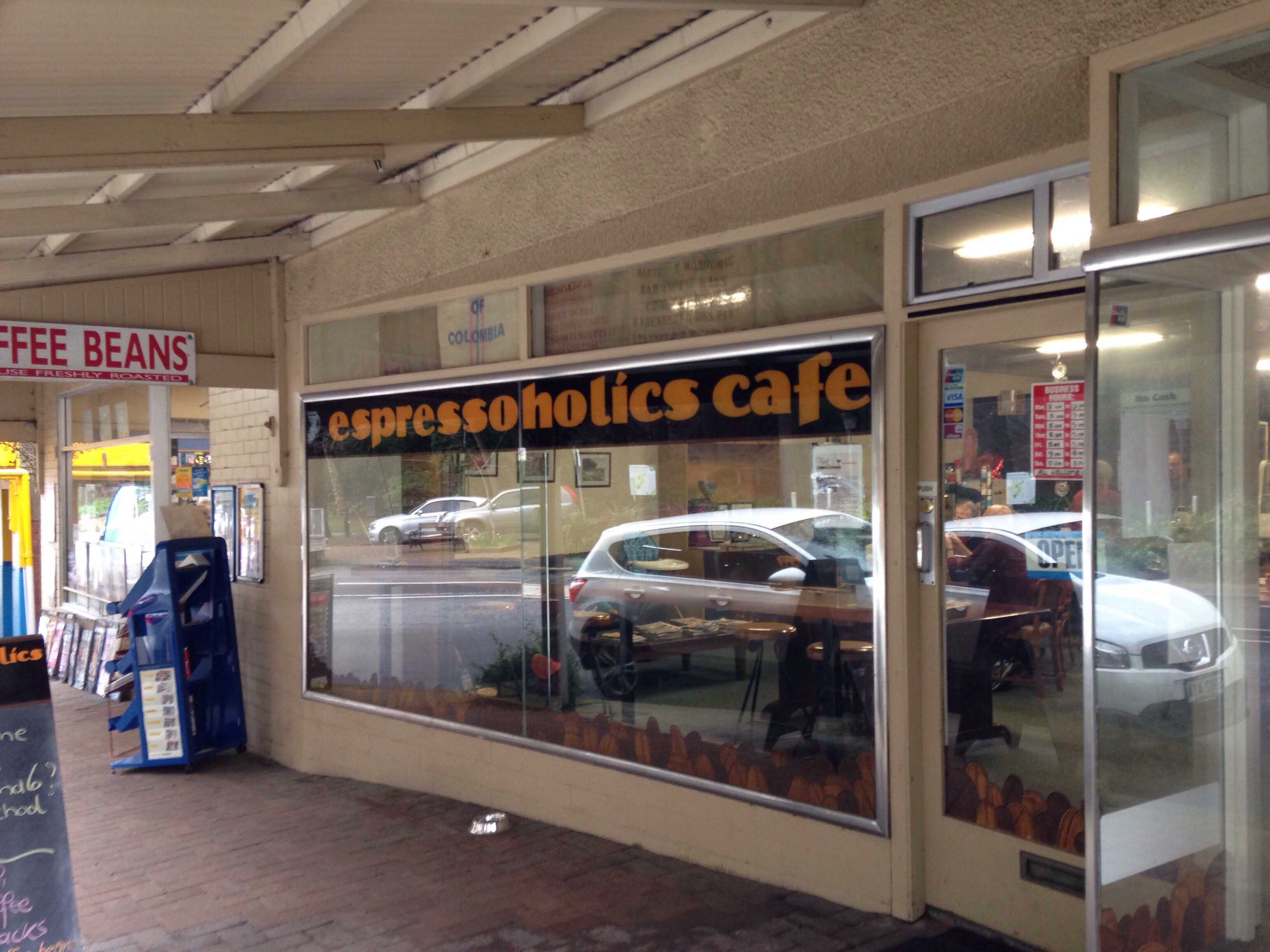 Espressoholics Cafe - Mount Gambier Accommodation