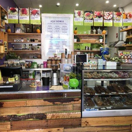 Bom Dia Bowls Acai Bar - Mount Gambier Accommodation