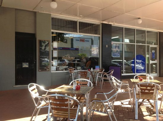 Cafe Shazaray - Mount Gambier Accommodation