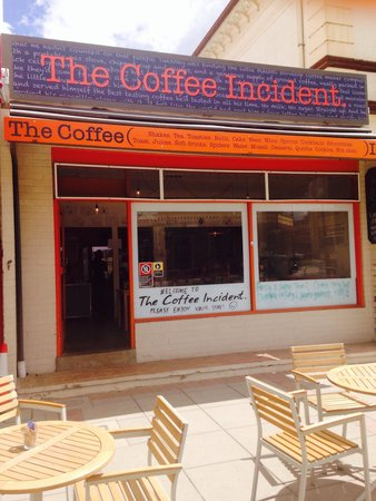 The Coffee Incident - Mount Gambier Accommodation