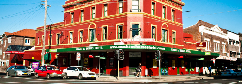The Coach  Horses Hotel - Mount Gambier Accommodation