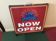 Abyssinia RestaurantTownview Motel - Mount Gambier Accommodation