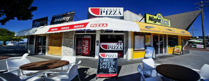 Beagles Pizza - Mount Gambier Accommodation