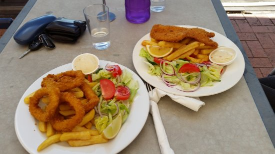 Allan's Seafood  Asian Restaurant - Mount Gambier Accommodation