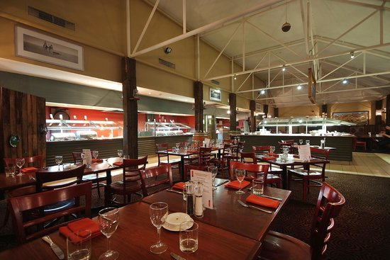 Bough House Restaurant - Mount Gambier Accommodation
