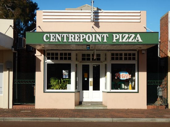 Centrepoint Pizza - Mount Gambier Accommodation