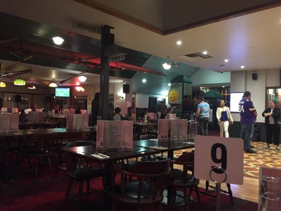 Ogdens Bar  Grill - Mount Gambier Accommodation