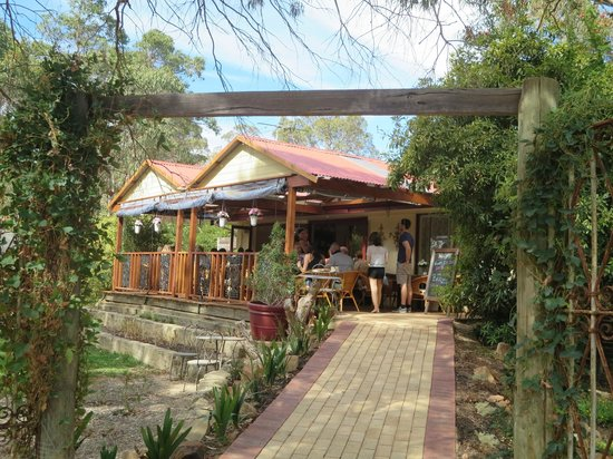 Valenti's on the Brook - Mount Gambier Accommodation