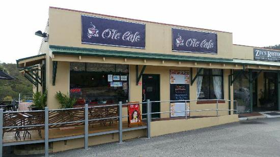Ole Cafe - Mount Gambier Accommodation