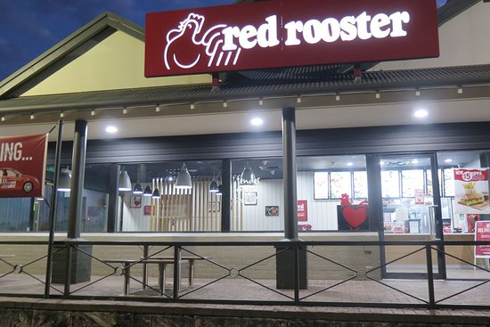 Red Rooster - Mount Gambier Accommodation