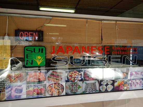 Suisen Japanese Takeaway Restaurant - Mount Gambier Accommodation