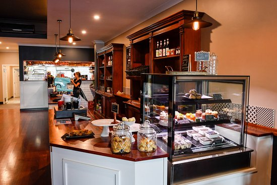 Al Forno The Cafe - Mount Gambier Accommodation