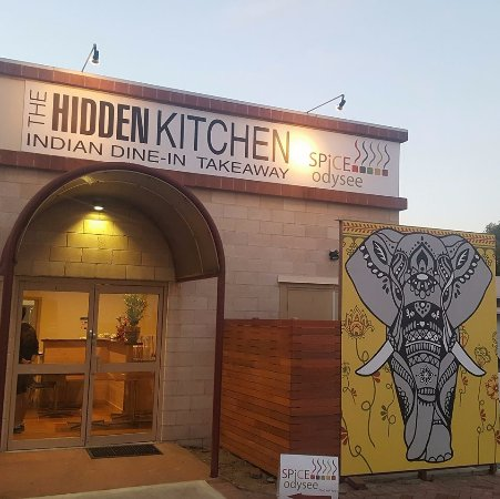 Spice Odysee - The Hidden Kitchen - Mount Gambier Accommodation