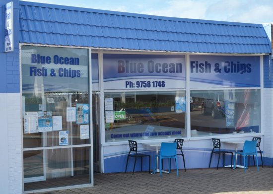 Blue Oceans Fish  Chips Augusta - Mount Gambier Accommodation