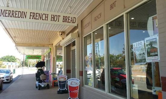 Merredin French Hot Bread Shop - Mount Gambier Accommodation