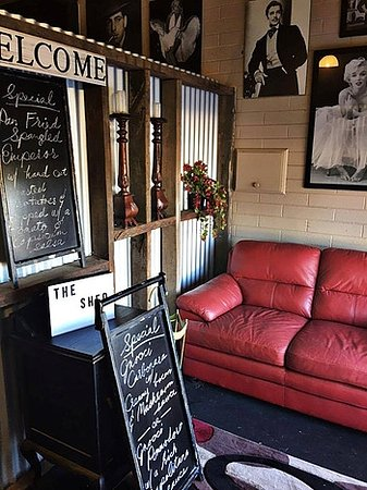 Northside Tavern Shed Restaurant - Mount Gambier Accommodation