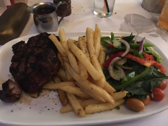 The Steak Shack - Mount Gambier Accommodation