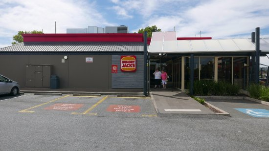 Hungry Jack's Pty Ltd - Mount Gambier Accommodation