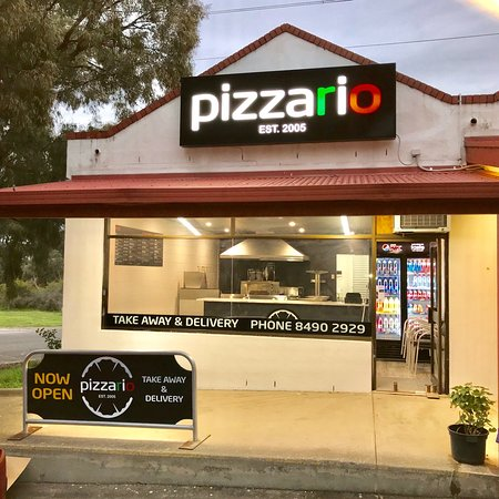 Pizzario - Mount Gambier Accommodation