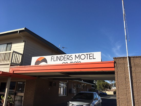 Flinders Motel On Main - Mount Gambier Accommodation