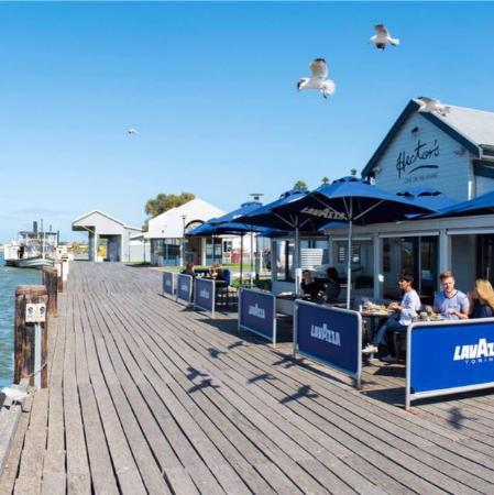 Hector's Cafe on the Wharf - Mount Gambier Accommodation