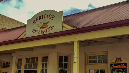 Heritage Pies  Pastries - Mount Gambier Accommodation