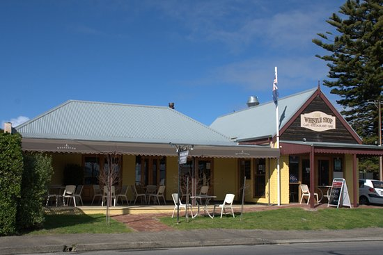 Rankine's at The Whistlestop - Mount Gambier Accommodation