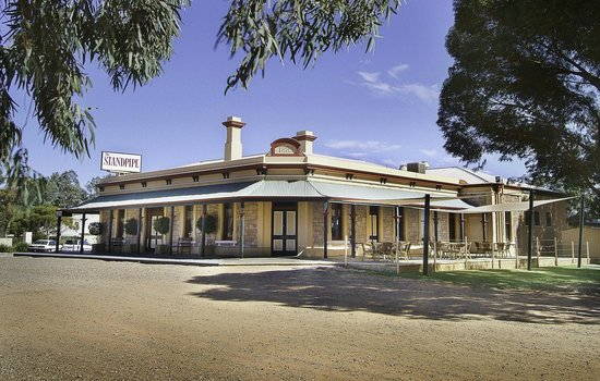 Standpipe Golf Motor Inn - Mount Gambier Accommodation
