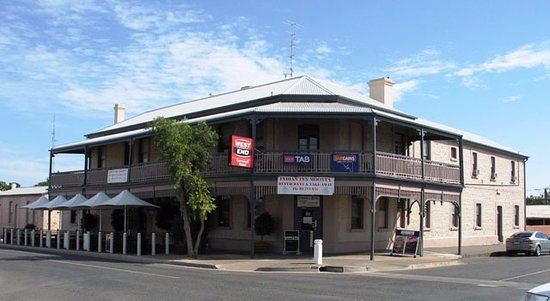 Cornwall - Mount Gambier Accommodation
