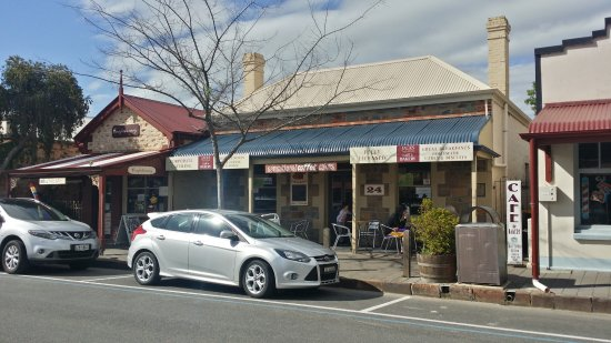 Jacks High Street Cafe  Bakery - Mount Gambier Accommodation