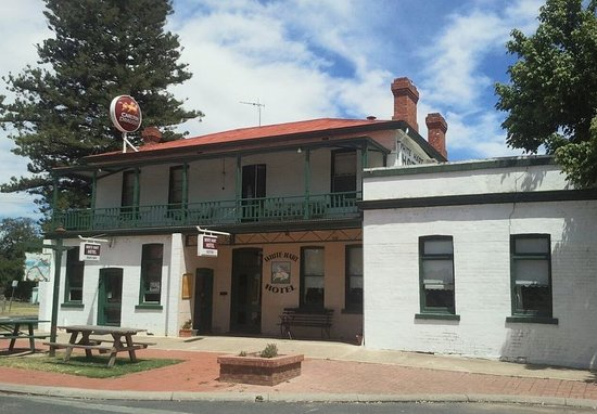 The White Hart Hotel Restaurant - Mount Gambier Accommodation