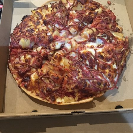 Big Fella's Pizza - Mount Gambier Accommodation