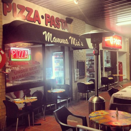 Mamma Mia's Italian Restaurant - Mount Gambier Accommodation