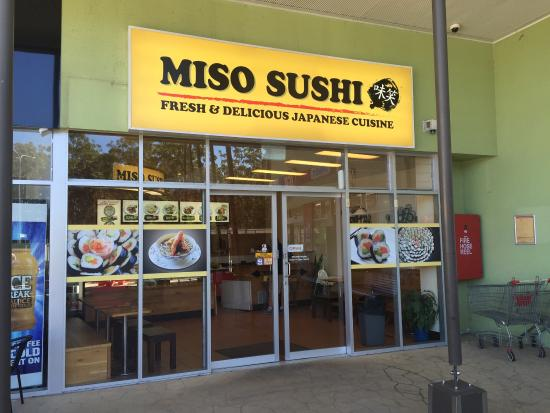 Miso Sushi - Mount Gambier Accommodation