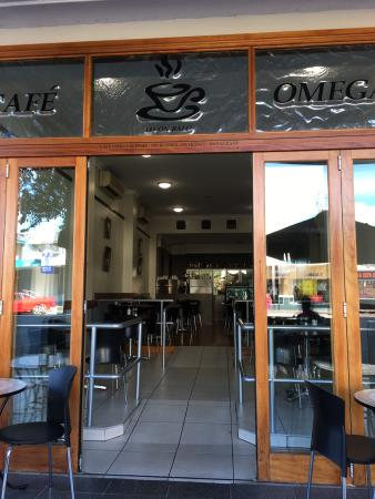 Cafe Omega - Mount Gambier Accommodation