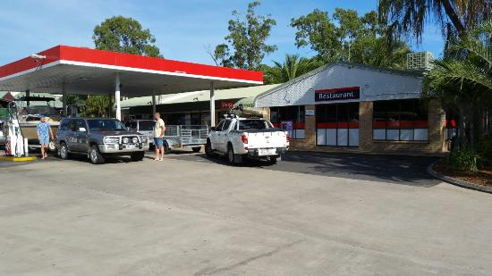 Caltex Agnes Water - Mount Gambier Accommodation