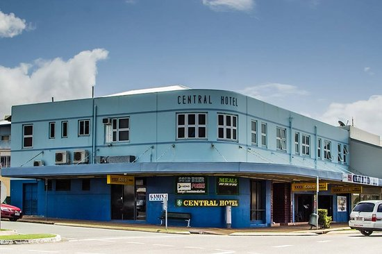 Central Hotel Bowen - Mount Gambier Accommodation