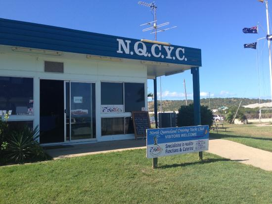 North Queensland Cruising Yacht Club - Mount Gambier Accommodation