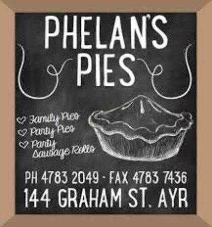 Phelan's Pies - Mount Gambier Accommodation
