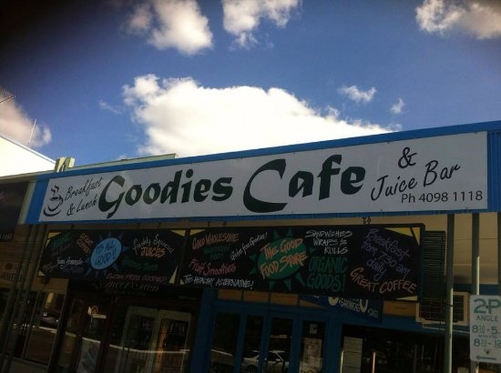 Goodies Cafe - Mount Gambier Accommodation