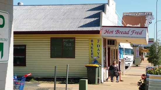 Hot Bread Fred - Mount Gambier Accommodation