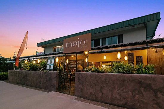 Mojo's Bar  Grill - Mount Gambier Accommodation