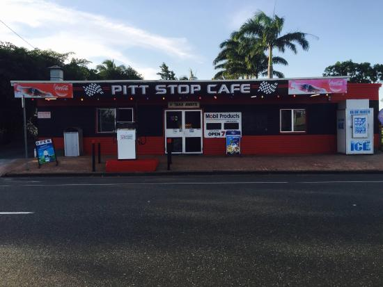 Pittstop Cafe Proserpine - Mount Gambier Accommodation
