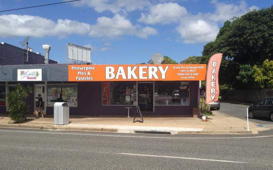 Proserpine Pies and Pastries - Mount Gambier Accommodation