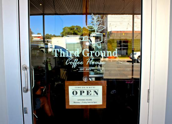 Third Ground Coffee House - Mount Gambier Accommodation